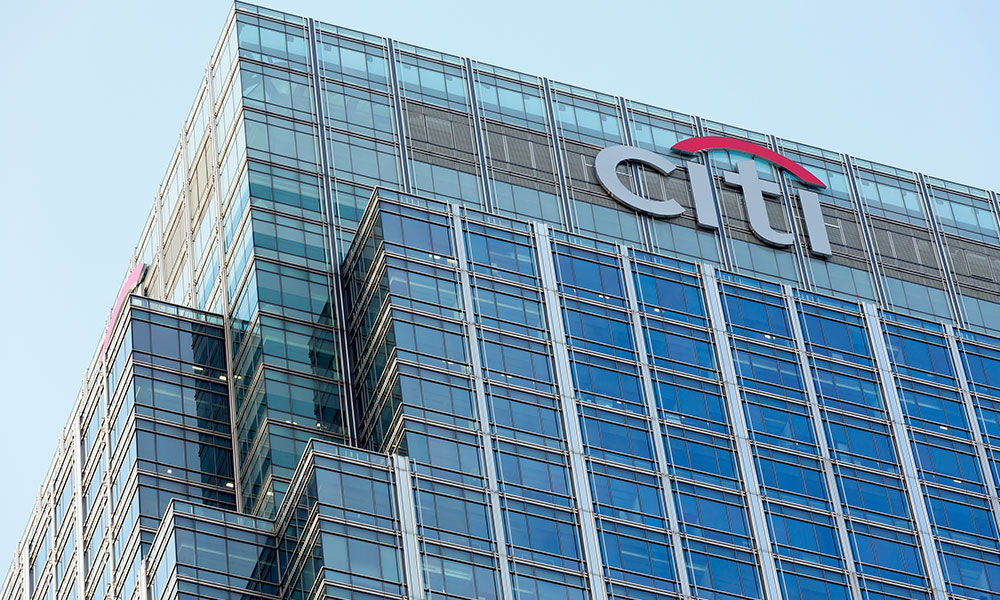 Citi to give $1,000 bonuses to some of its US employees