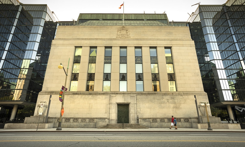 Bank of Canada reveals latest interest-rate decision