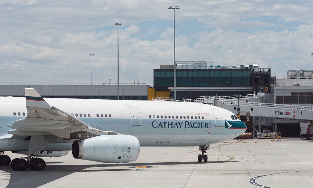 Cathay Pacific to receive $5billion govt bailout