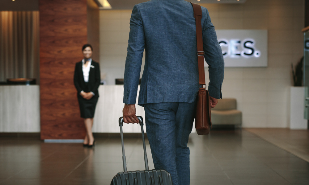 How to stay safe in hotels and while flying for business travel