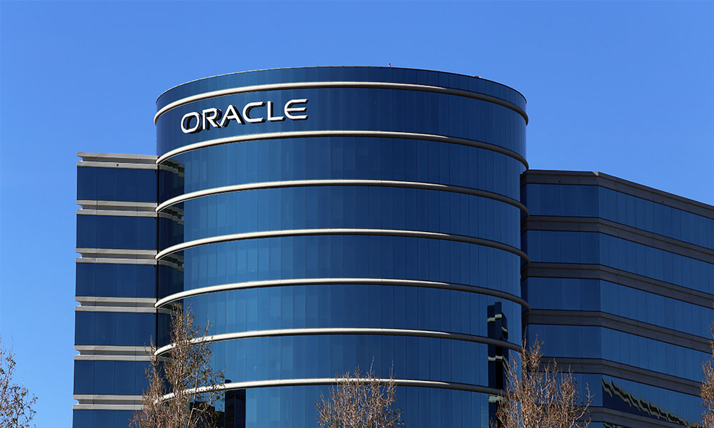 Oracle employees stage walk-out in protest of CEO's politics