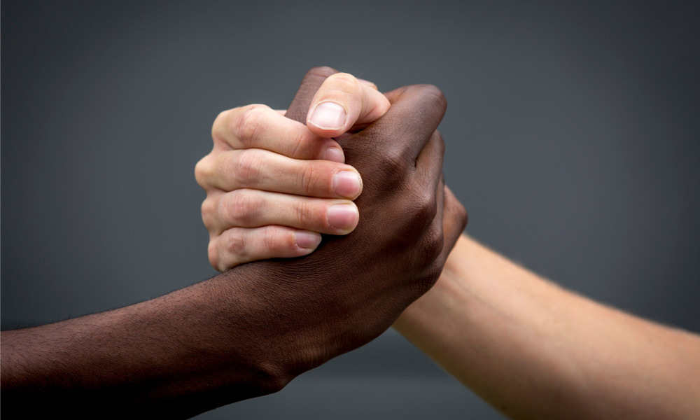 Canadian companies must support anti racism efforts with action, experts say