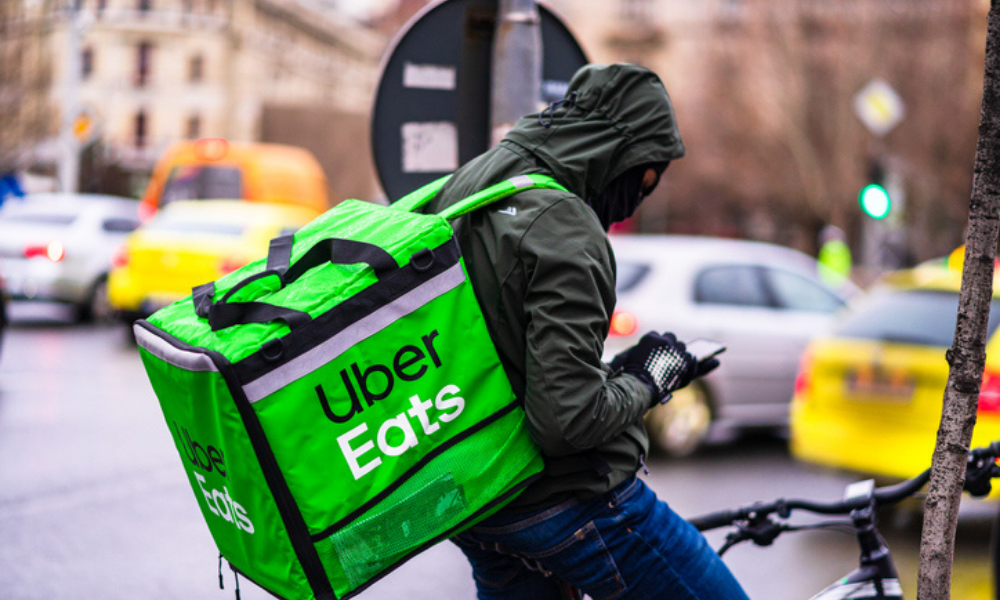Uber Eats tackles app profile issue that outs trans drivers