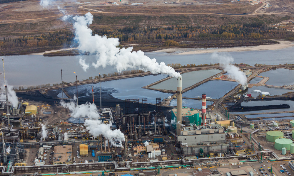 Worker operating excavator killed at Syncrude mine site in northern Alberta