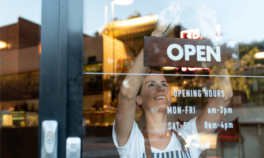KPMG survey finds most small and medium sized businesses have optimistic outlook
