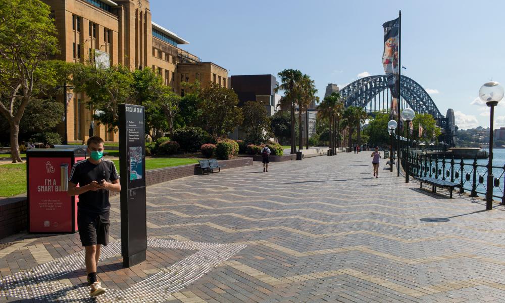 Sydney reveals lockdown exit roadmap