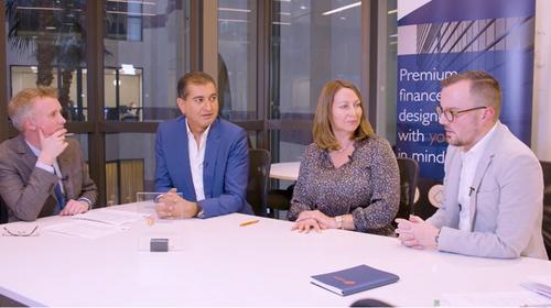 Examining insurance's new frontier