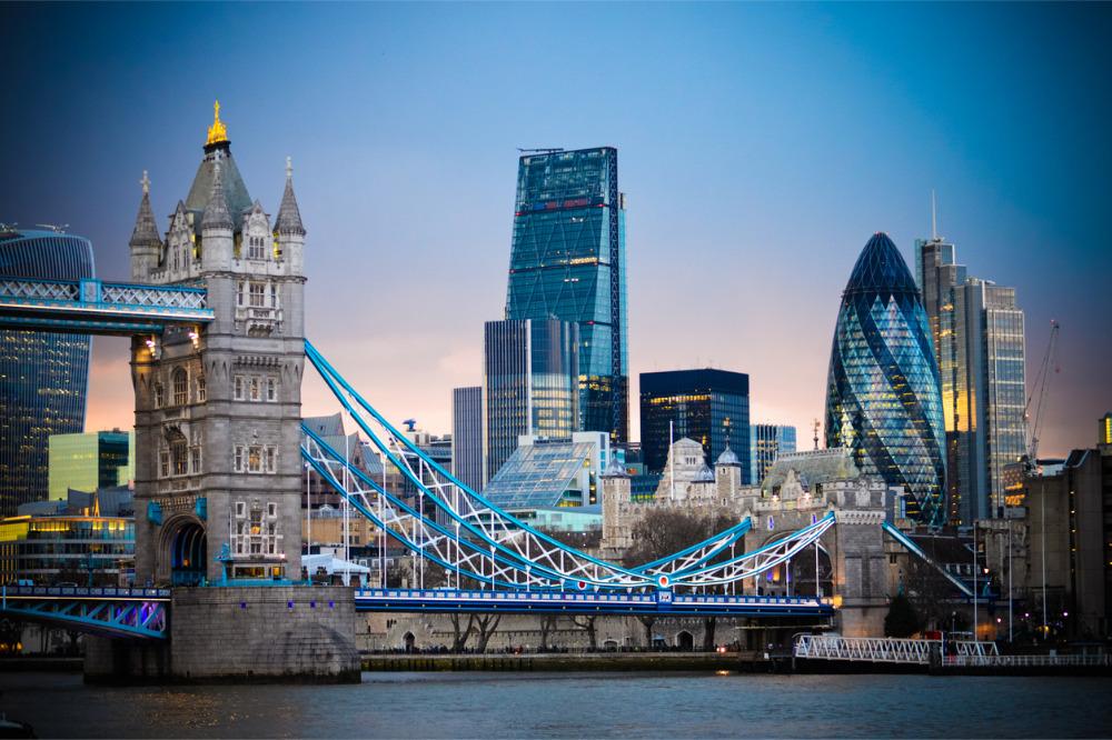 McLarens yan kuruluşu Londra'ya açılıyor