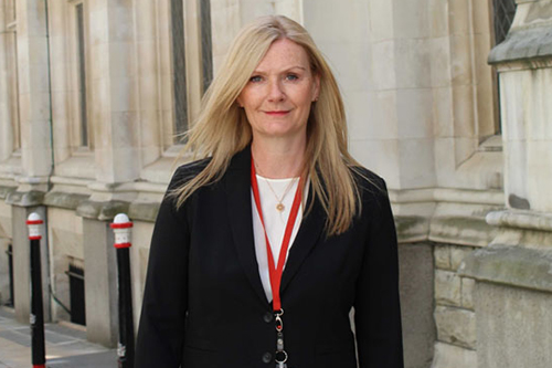 London Police names Edelle Michaels to head insurance fraud desk