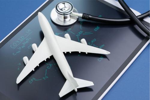 Race to offer coronavirus travel insurance rolls on