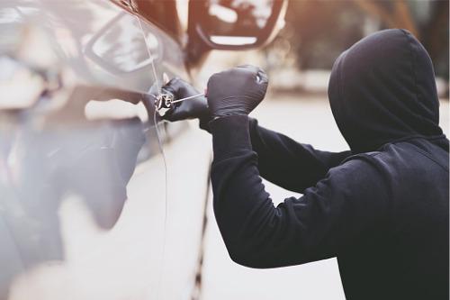 Revealed: UK's top car theft hotspot
