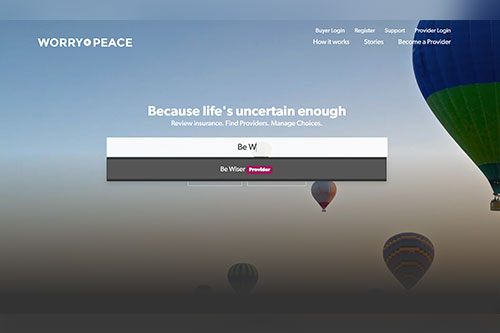 BeWiser and Worry+Peace partner for reviews platform