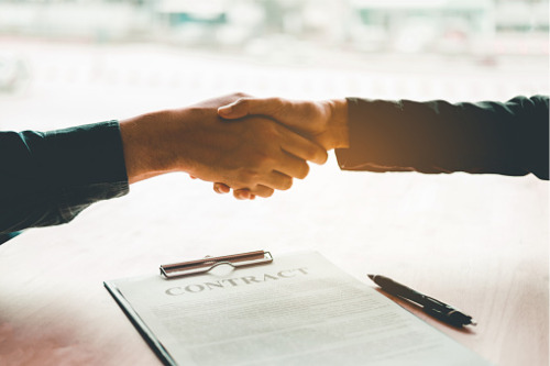 Arc Legal secures Ireland agreement