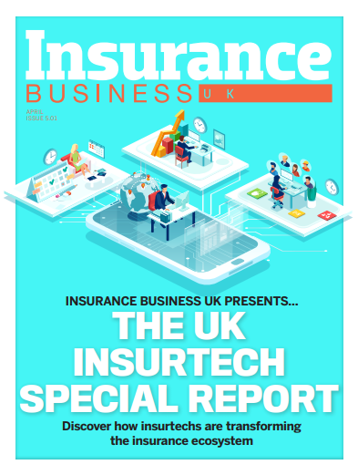 The UK Insurtech Special Report