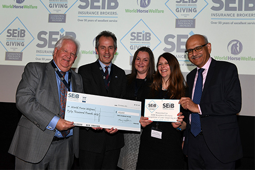 SEIB Insurance Brokers opens nominations for 2020 Charity Awards