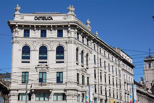 Cattolica Assicurazioni sacks CEO, citing differences over strategy – report