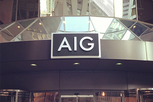 AIG secures massive financial turnaround
