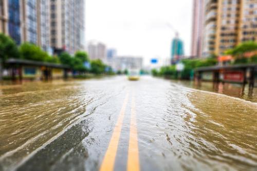 Coastal Risk partners with UK-based flood-modeling company