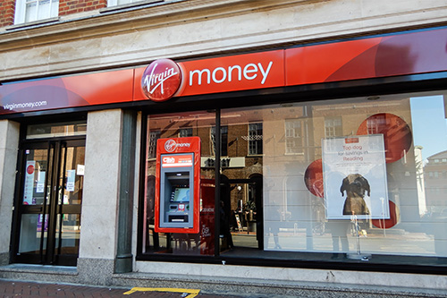 Virgin Money UK Plc suffers £194 million loss