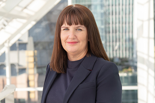 New Crawford & Co president on driving a people agenda