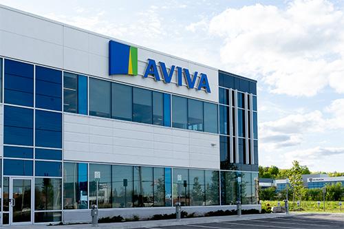 Aviva declares full-year financial results