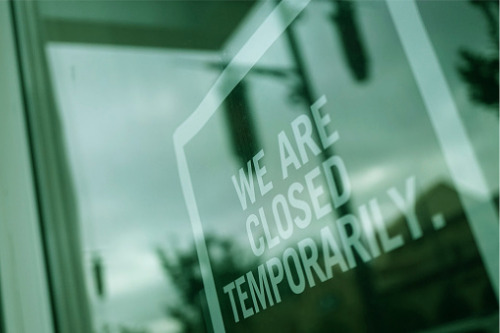 Businesses warned of the risk of losing insurance on closed premises