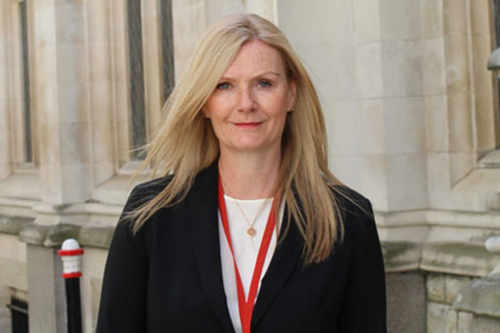DCI Edelle Michaels on her new role as head of the IFED