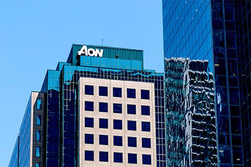 Aon exhibits