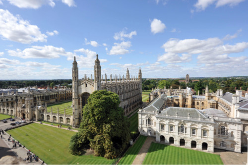 Gallagher named insurance broker for the University of Cambridge