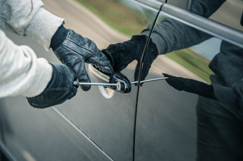 Car thefts are surging in the UK – insurer reveals why