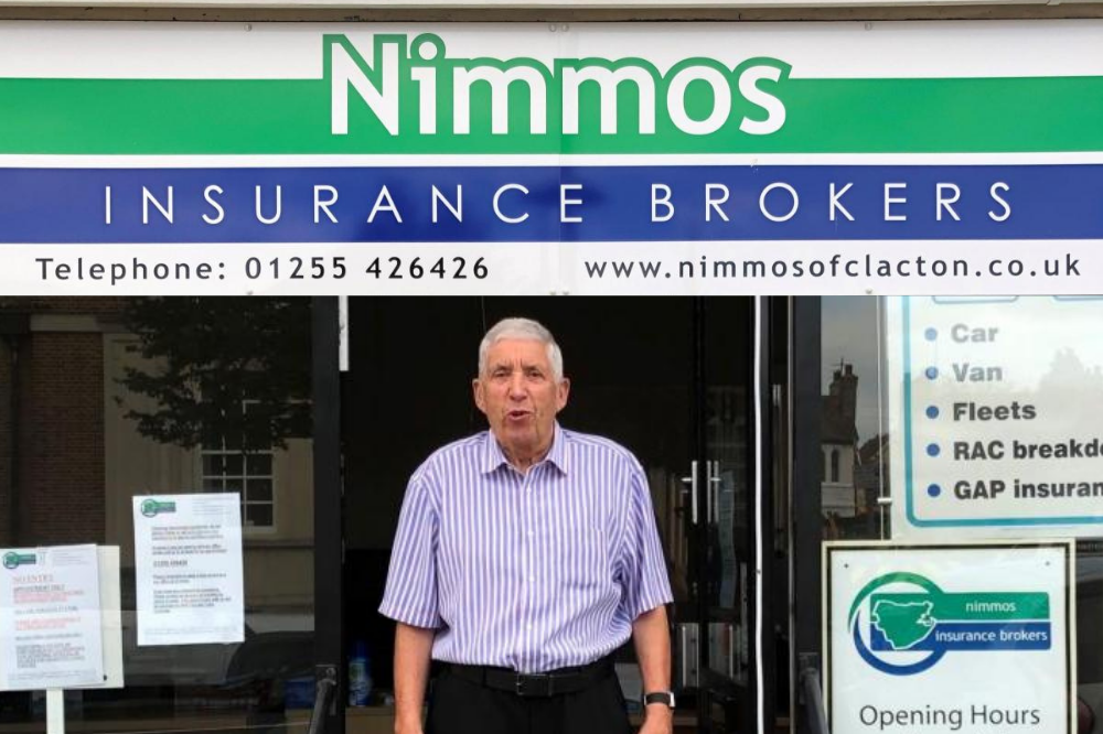 Nimmos Insurance Brokers MD celebrates 60 years in the insurance industry