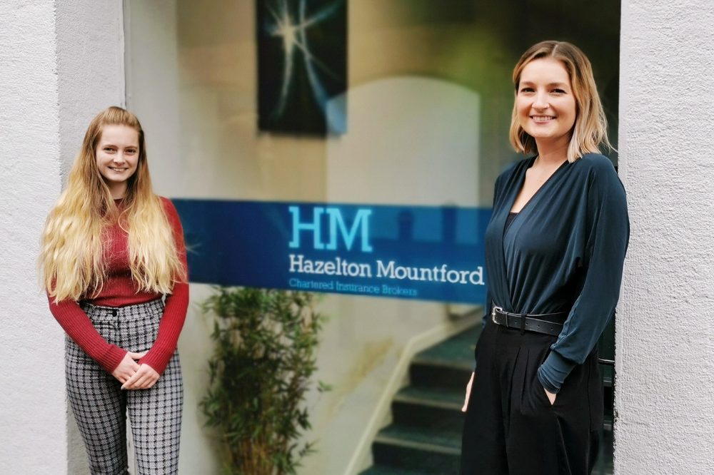 Hazelton Mountford bolsters ranks with two promotions