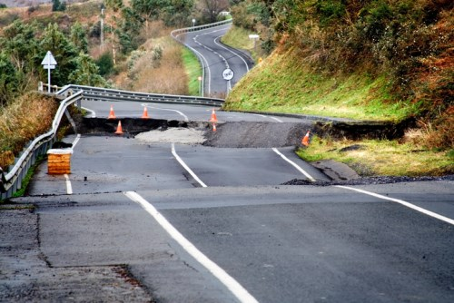 Landslides more dangerous than earthquakes – study