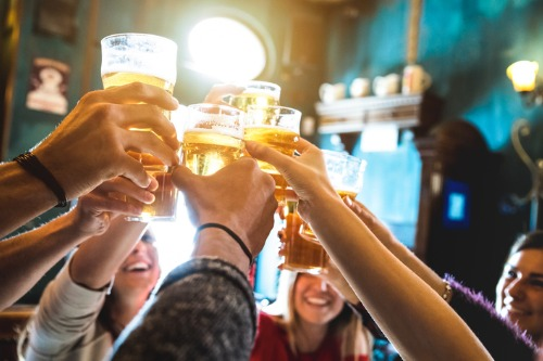 Irish pubs toast insurance victory