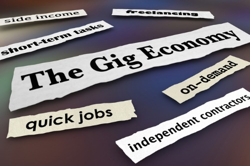 Financial institutions to step up use of gig workers – report