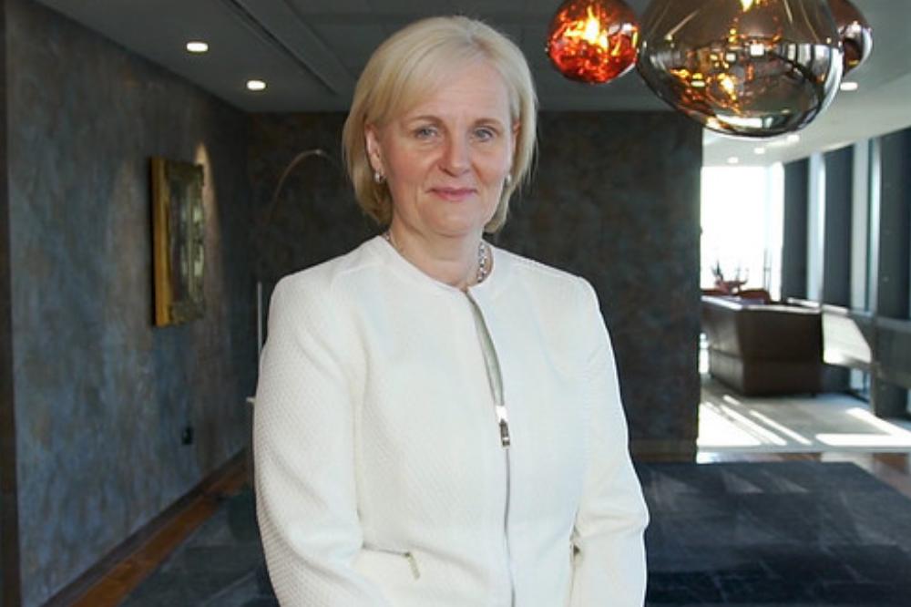 HM Treasury taps Aviva's Amanda Blanc as new Women in Finance Champion
