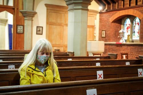 Ecclesiastical Insurance provides financial aid to churches