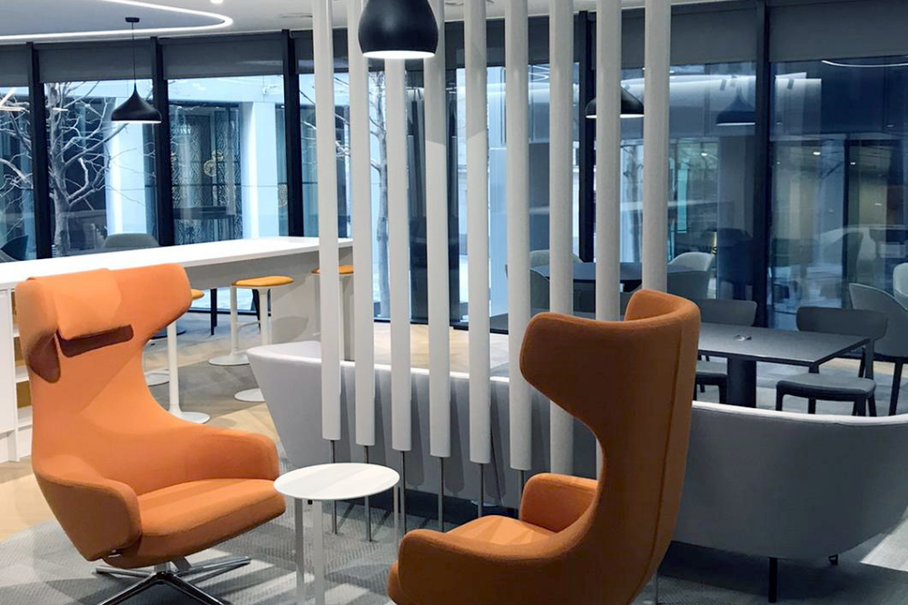 AEGIS London unveils new home