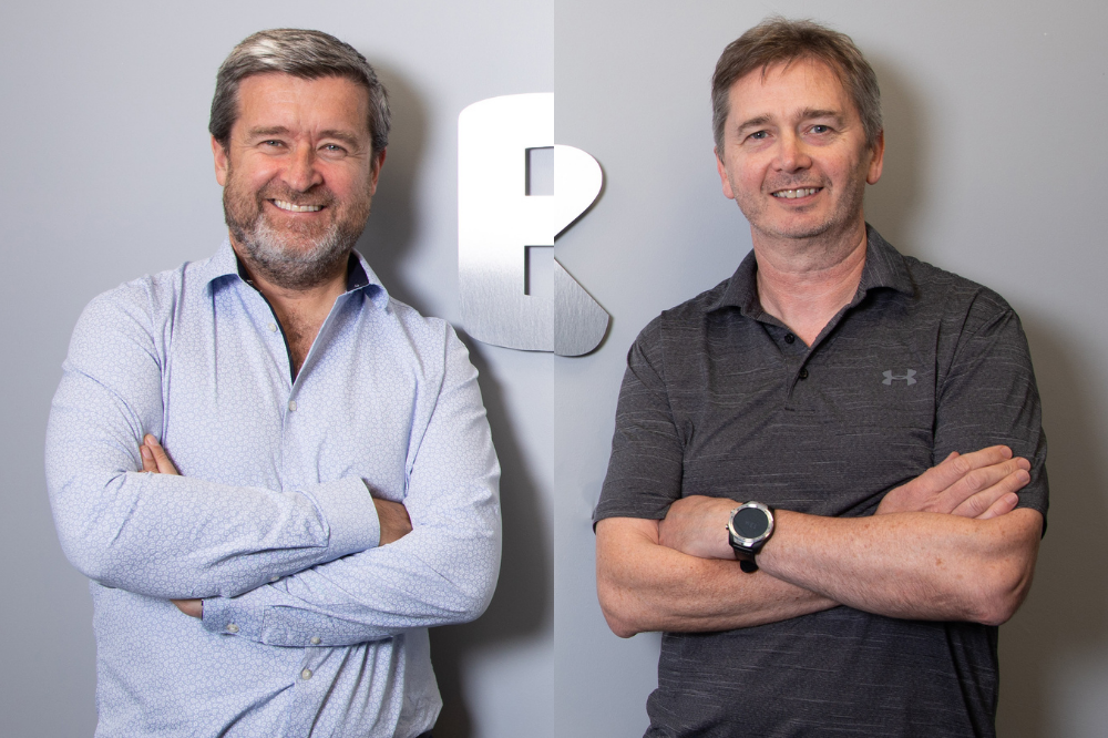 Blink Parametric announces departure of co-founders
