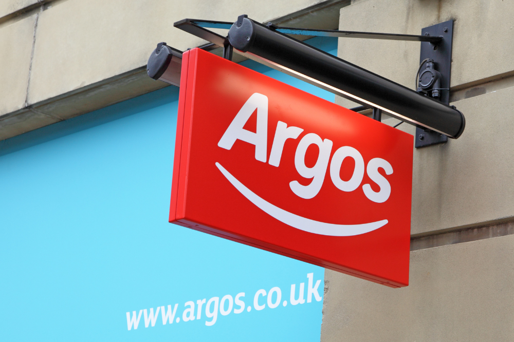 Argos in extended warranties breach