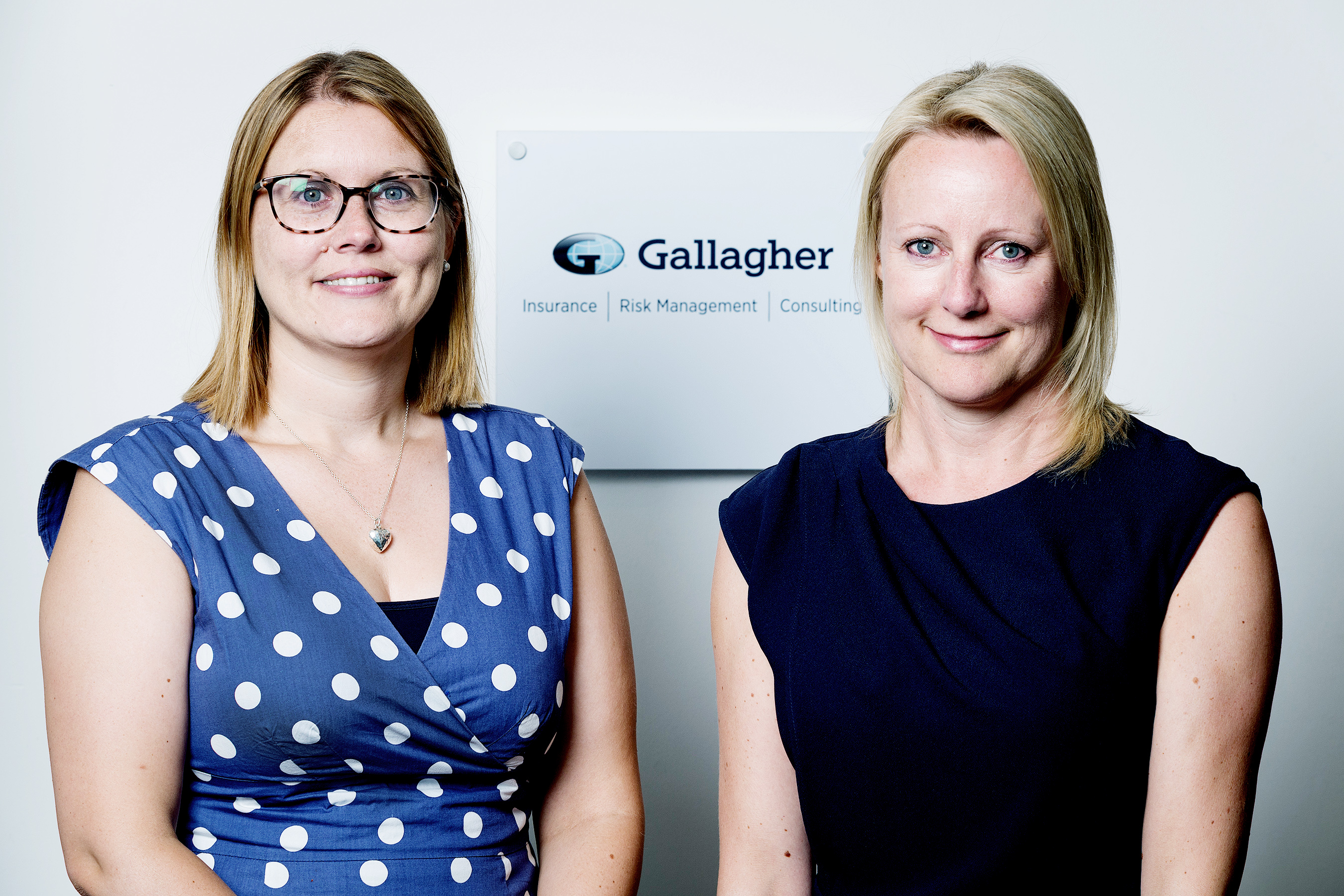 Gallagher makes double MD hire