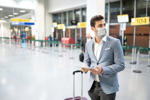 Business travellers suggest pandemic has hurt their effectiveness – report