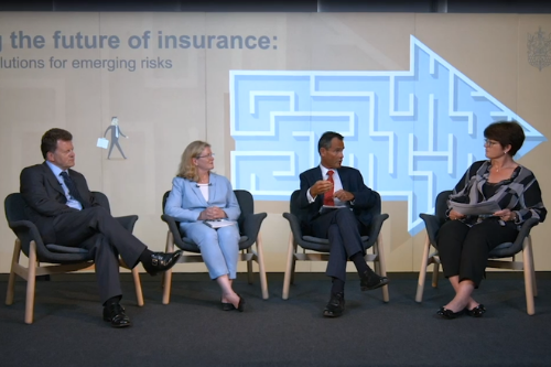 CII, AIG and more weigh in on how prepared the insurance sector is for the future