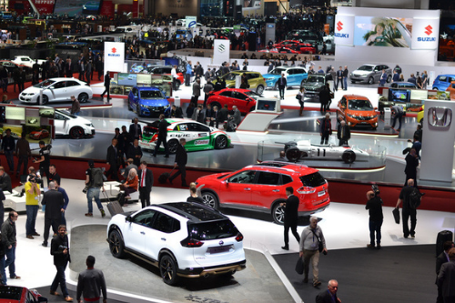 Partners& forms sponsorship deal with the British Motor Show