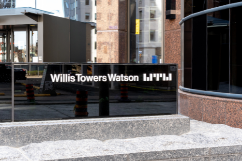 Could another top brokerage snap up Willis Towers Watson?