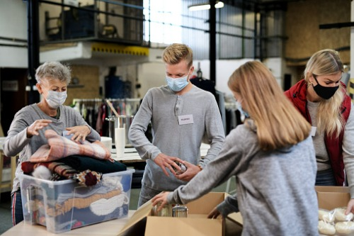 The biggest risks facing UK's charity sector