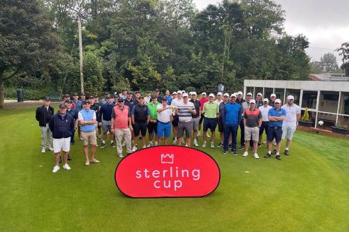 Broker-led golf tournament raises £10,000 for boy's cancer battle