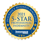5-Star Professional Indemnity Insurers