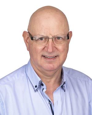 Bernard Mageean,  CEO