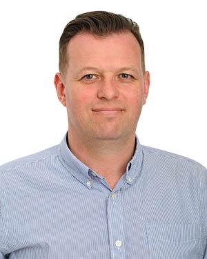 James Alexander, Senior vice president and environmental practice leader